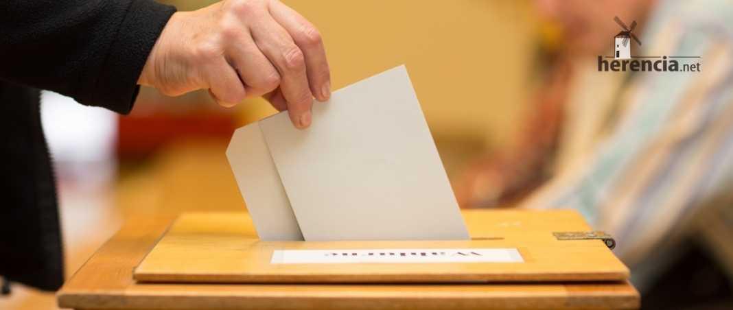 elecciones munipales votar 1068x452 - Herencia contará con 4 candidaturas a las Elecciones Municipales 2019