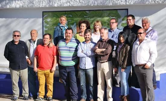 candidatos del partido por Herencia UCIN