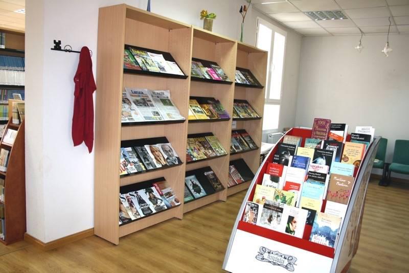 herencia biblioteca - La Biblioteca Municipal suspende su servicio para incorporarse al Catálogo Colectivo de la Red de Bibliotecas de CLM