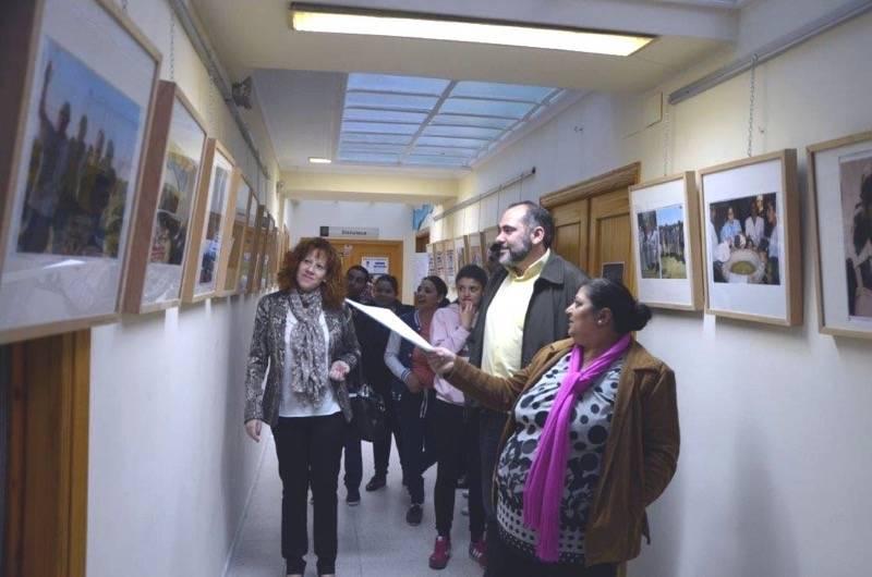 """herencia expo las calis 1 principal - Nace la Asociación Cultural """"Las Calis de Herencia"""", que abrió una exposición con motivo del Día Internacional del Pueblo Gitano"""