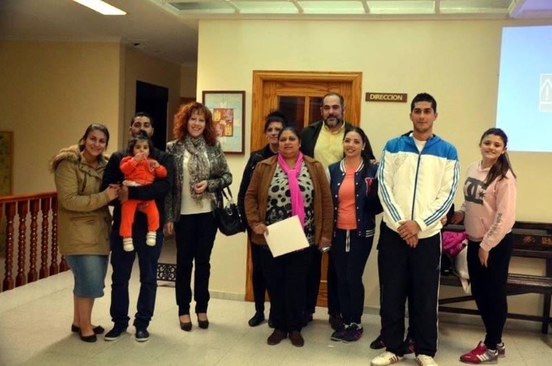 """herencia expo las calis 2 - Nace la Asociación Cultural """"Las Calis de Herencia"""", que abrió una exposición con motivo del Día Internacional del Pueblo Gitano"""