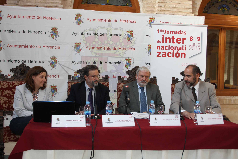 herencia jornadas internacionalizacion foto archivo red - El Ayuntamiento de Herencia y la Cámara de Comercio organizarán las Jornadas Empresariales los días 18 y 19 de abril