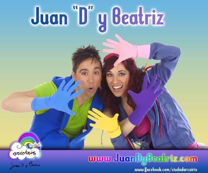 herencia juand y beatriz - Entrevista a JuanD de Ciudad Arcoiris