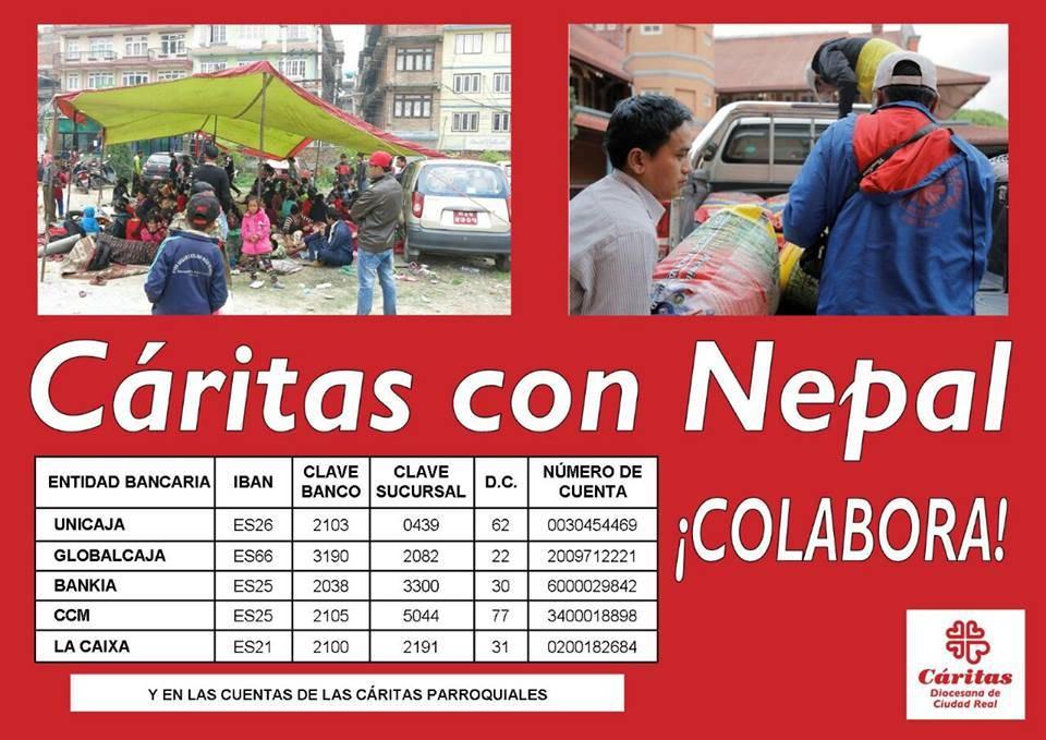 Caritas con Nepal
