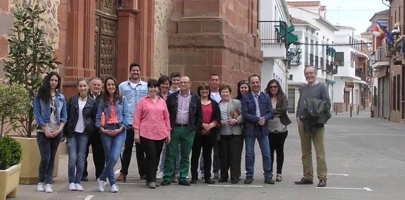 Agrupación Electoral de Vecinos en Herencia AEdVH1 - Presentación de la Agrupación Electoral de Vecinos en Herencia (AEdVH)