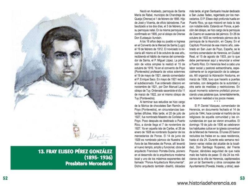 Amaneció al atardecer. P. Manuel Cereijo y diecisiete compañeros, mercenarios mártires del siglo XX en España1