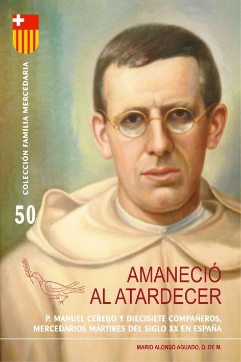 FOLLETO MÁRTIRES - Mario Alonso Aguado escribe un libro sobre los mercedarios mártires del siglo XX