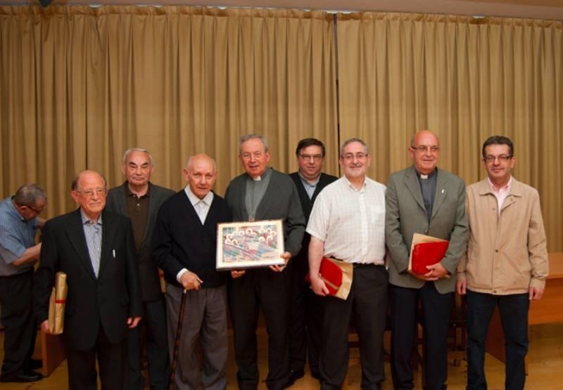 Sacerdotes de Ciudad Real - El párroco de Herencia cumple 25 años de sacerdocio