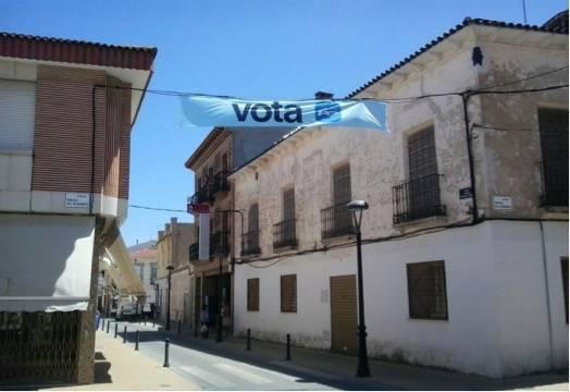 ahora soluciones lugar no autorizado 2 - La Agrupación Electoral de Vecinos de Herencia gana la demanda contra el PP