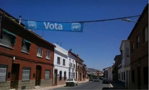 ahora soluciones lugar no autorizado 3 - La Agrupación Electoral de Vecinos de Herencia gana la demanda contra el PP