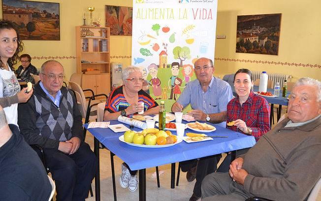"""""""ALIMENTA LA VIDA"""" continúa en Herencia mostrando las claves para un envejecimiento activo 1"""