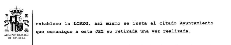 anexo1 junta electoral zona1 - La Agrupación Electoral de Vecinos de Herencia gana la demanda contra el PP