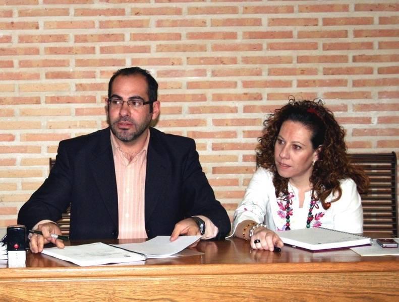 herencia alcalde y portavoz socialista y concejal hacienda foto archivo - Aprobada la liquidación de la Cuenta General 2014, con remanente positivo de tesorería de más de 1,3 millones de euros