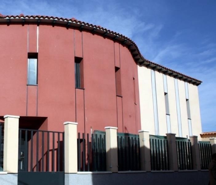 herencia escuela musica fachada g - El Ayuntamiento de Herencia programa un junio muy cultural, con teatro, música y la clausura de todo un año en la Universidad Popular