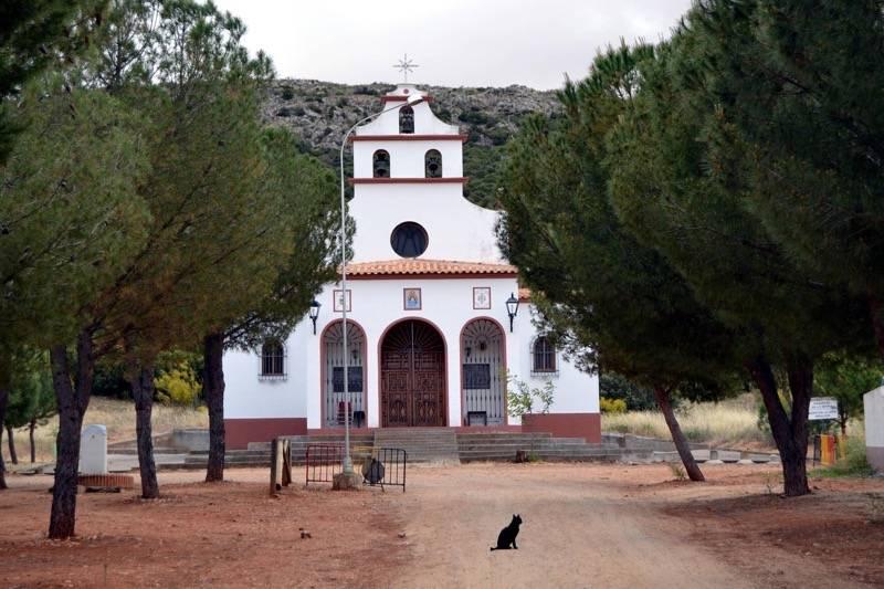 Ermita de la Virgen de la Cabeza de Herencia