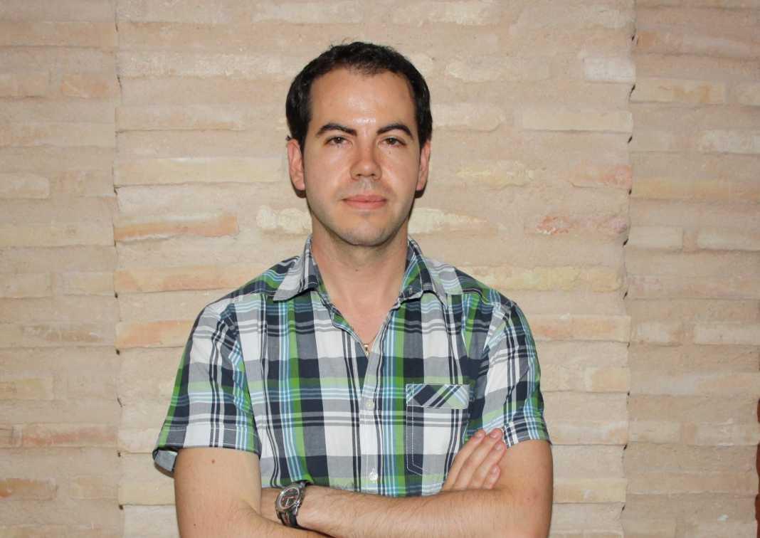 herencia sergio garcia navas candidato psoe foto de archivo horizontal 1068x756 - Sergio García-Navas ganó la alcaldía de Herencia
