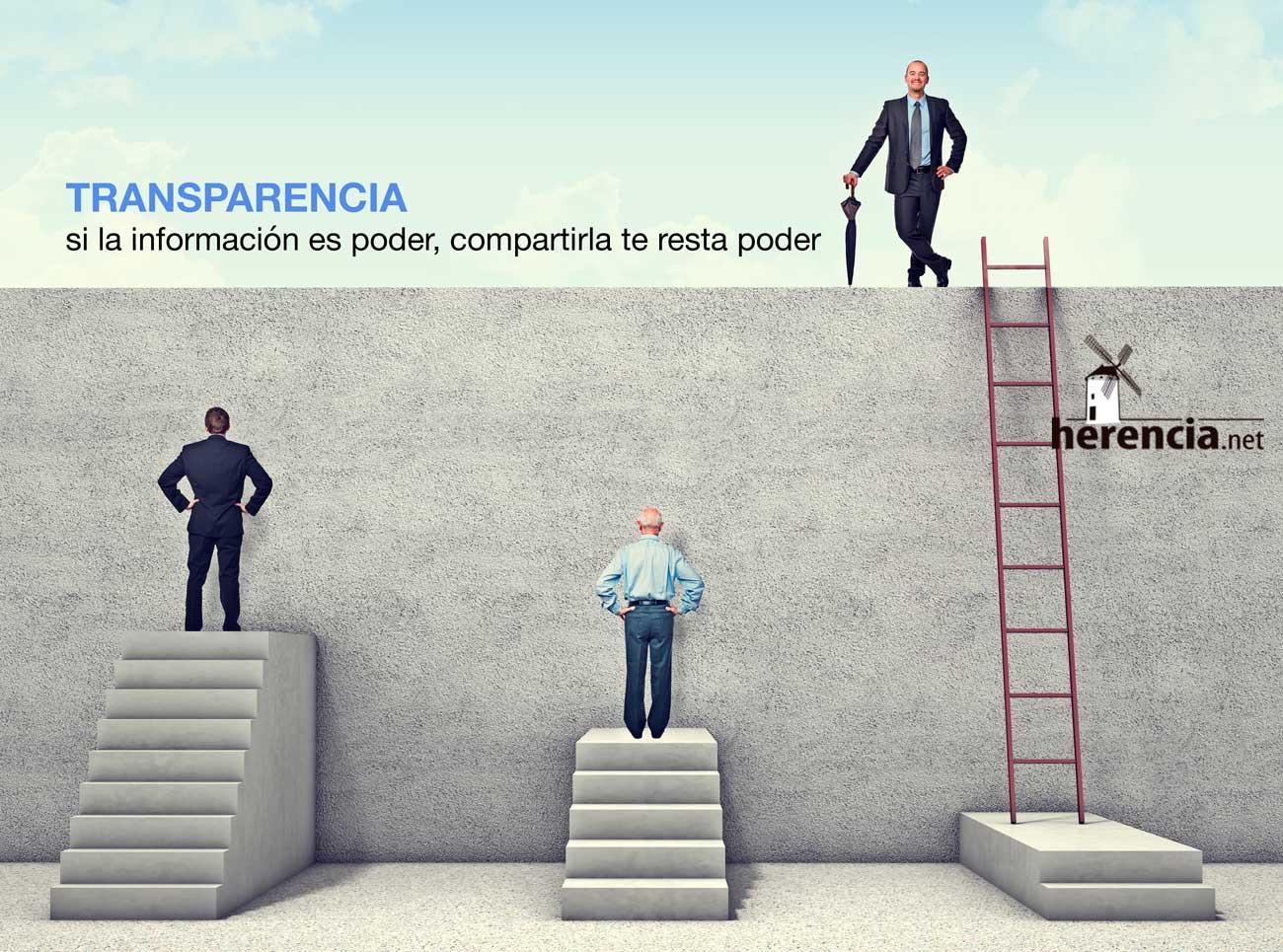 transparencia informacion poder - Transparencia: si la información es poder, compartirla te resta poder