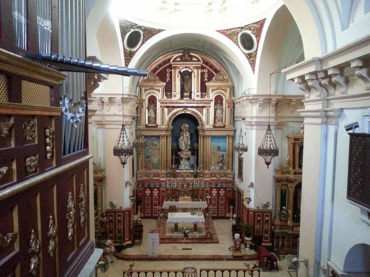 visita casa museo de la merced de herencia 16 05 2015 2 - Visita a la casa-museo de La Merced para conmemorar el Día Internacional de los Museos