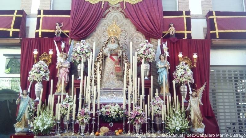 48Festividad del Corpus Christi en Herencia - La fiesta del Corpus Christi llenó Herencia de luz y color. Fotogalería
