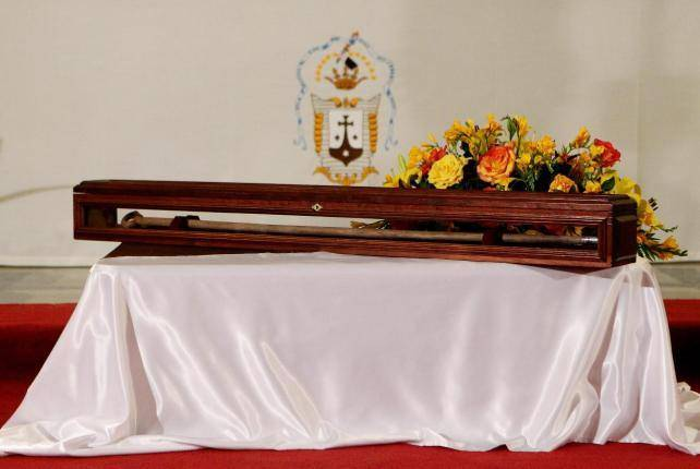 Baston de Santa Teresa - Camino de Luz situa a Herencia dentro del V Centenario del nacimiento de Santa Teresa de Jesús