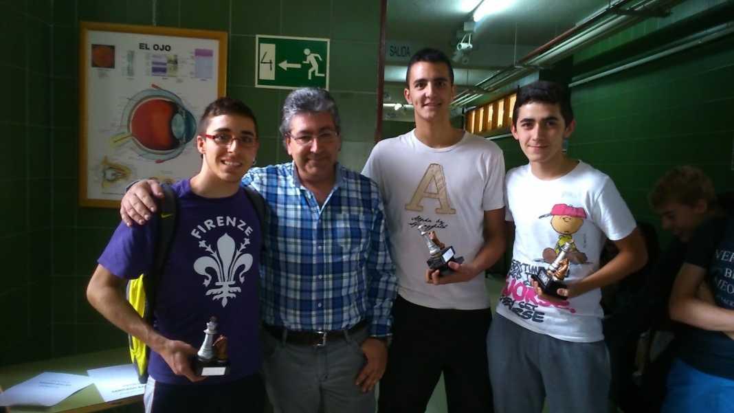 """Santiago Ramírez es el vencedor del I Campeonato de Ajedrez """"Ánthropos"""" 1"""