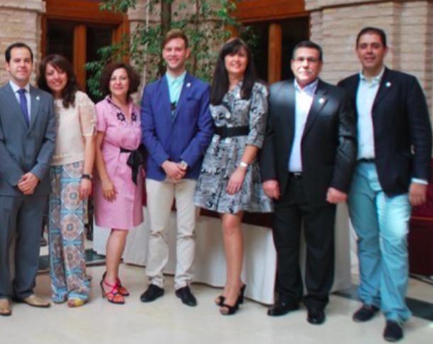 Concejales delegados del Ayuntamiento de Herencia