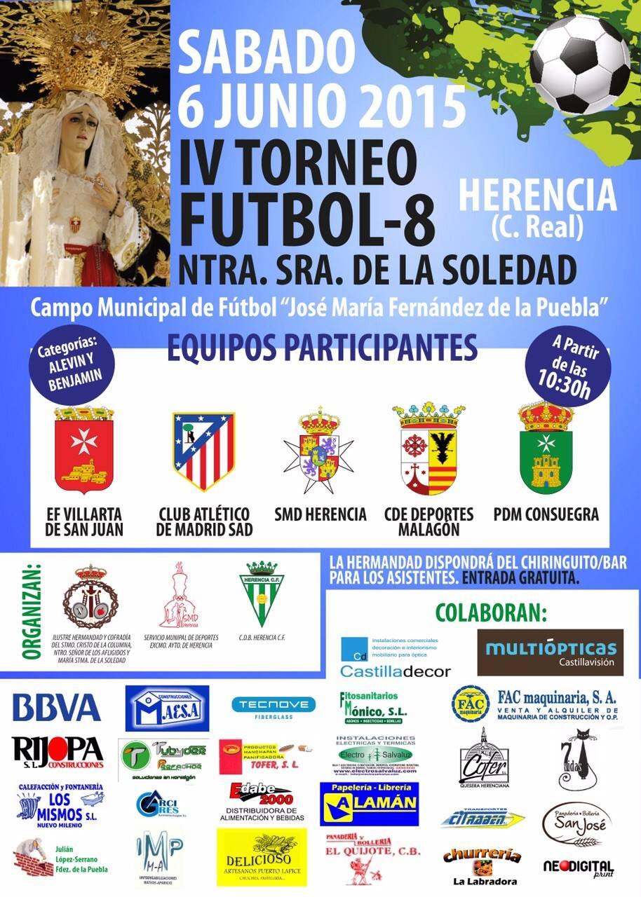 TORNEO FUTBOL - 8 NTRA. SRA. DE LA SOLEDAD