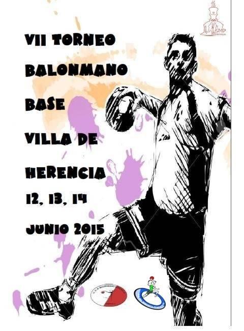 VII Torneo de Balonmano Base Villa de Herencia 1
