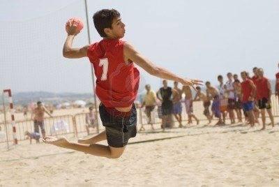 Herencia será sede del primer torneo de balonmano playa de CLM 1