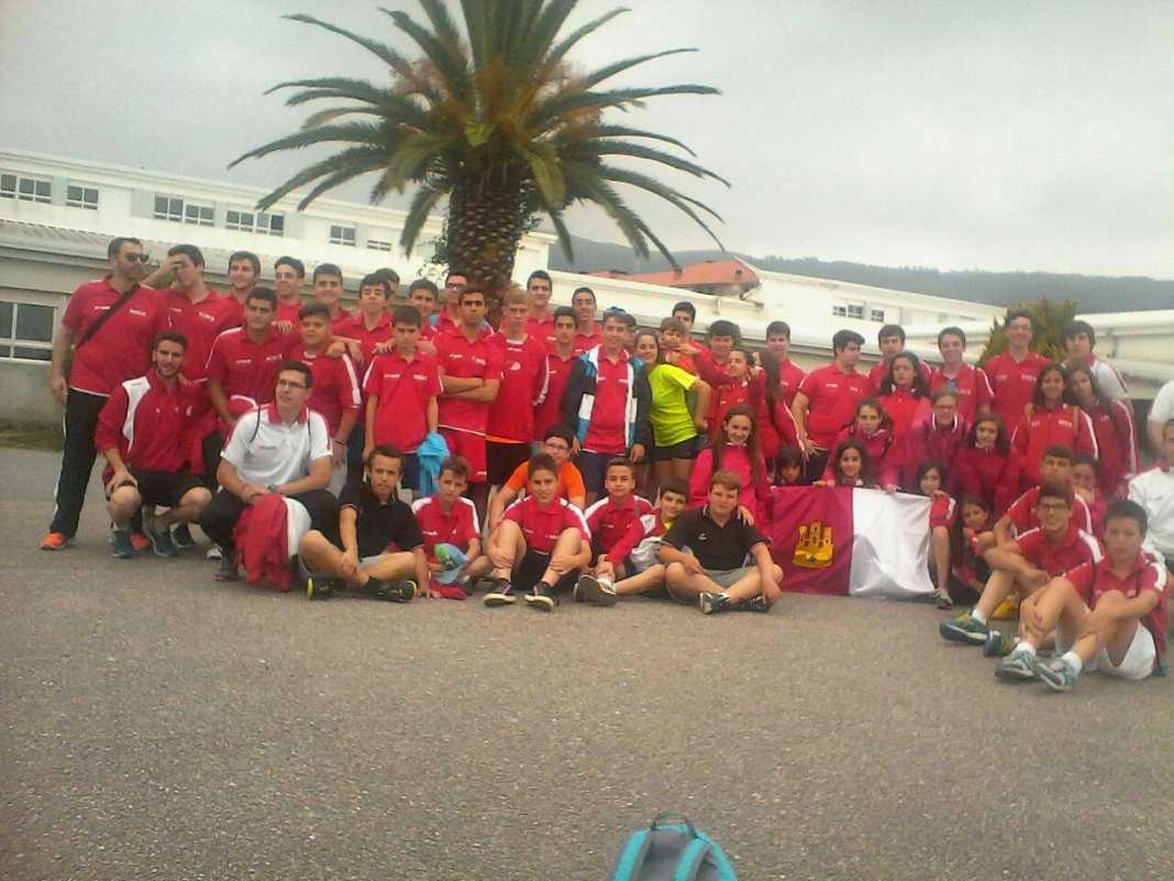 equipos de balonmano de Herencia en la Captain Nemos Cup 1068x801 - Equipos de balonmano de Herencia en la Captain Nemo's Cup