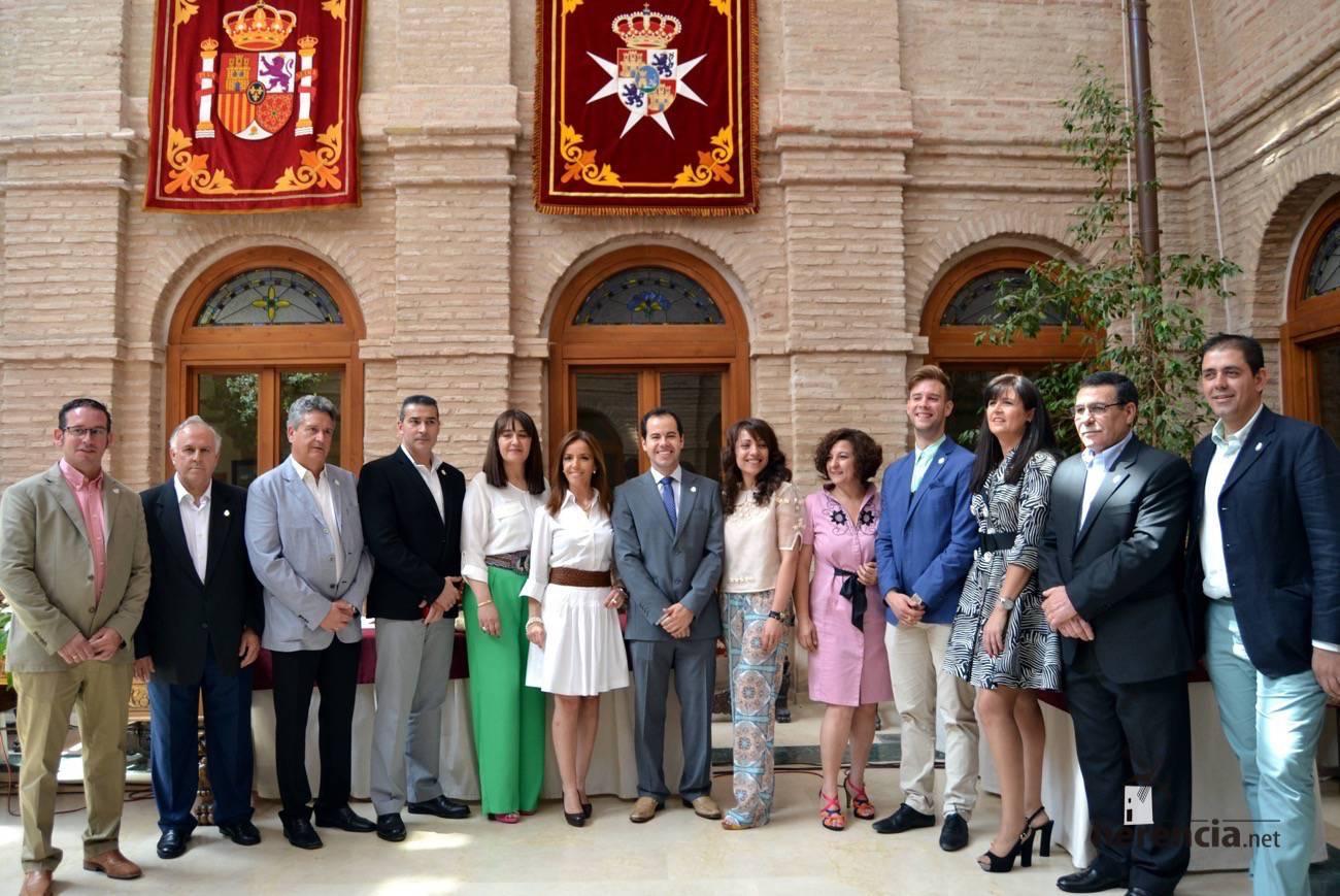 nueva corporacion de herencia ciudad real - Sergio García-Navas toma posesión como alcalde de Herencia