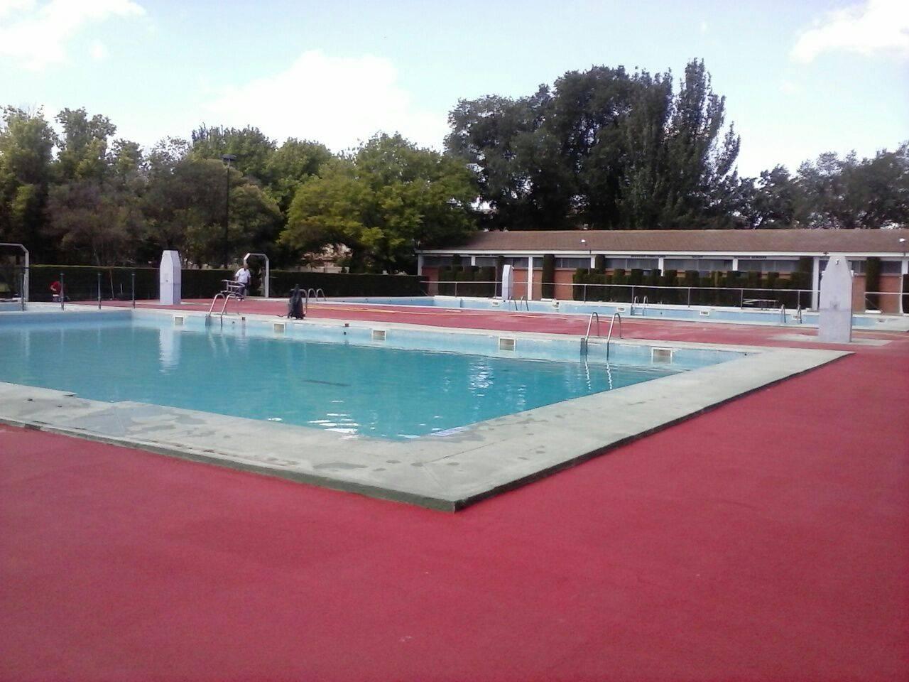 piscina municipal de herencia