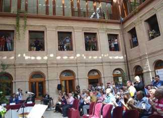 Pleno de constitución de la corporación de Herencia (Ciudad Real)