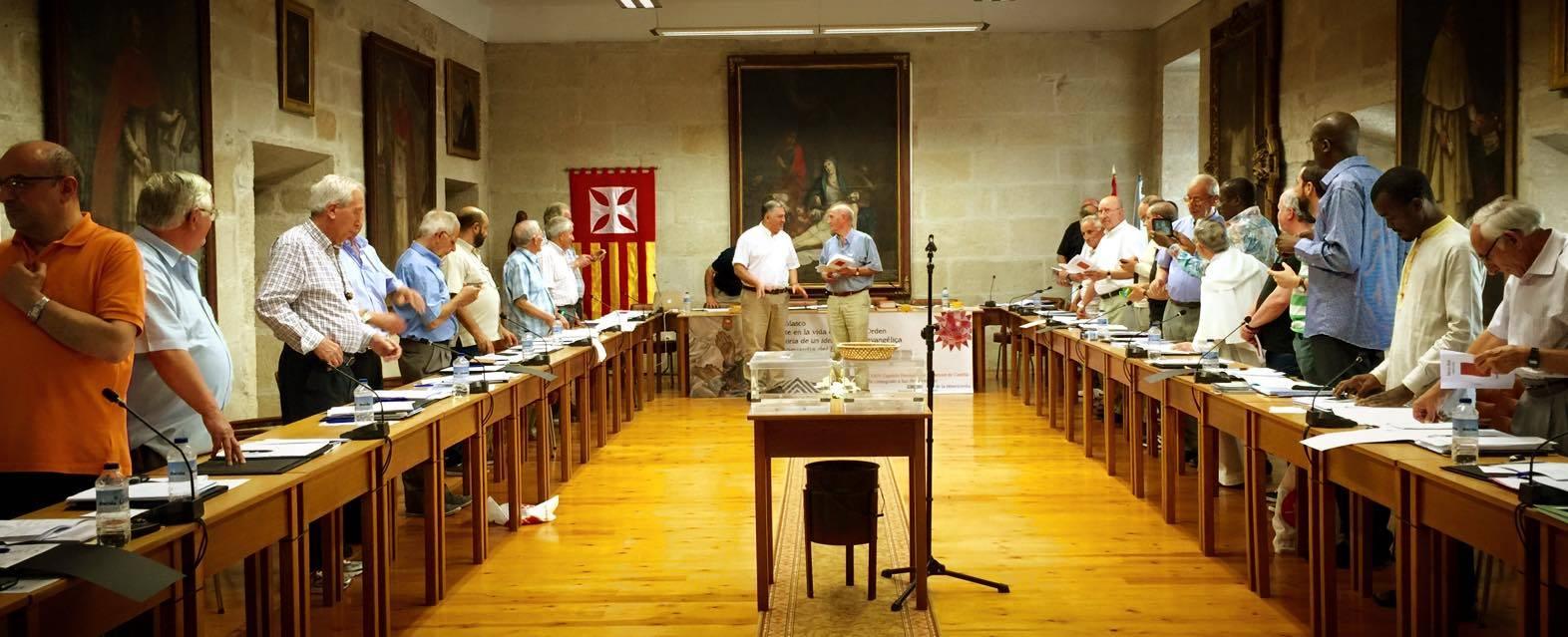 Capitulo Provincial de los mercedarios de Castilla