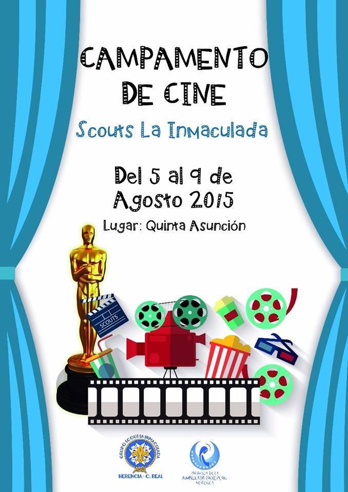 Campamento de Cine Scout La Inmaculada