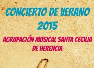 Concierto de Verano agrupacion musical de Herencia