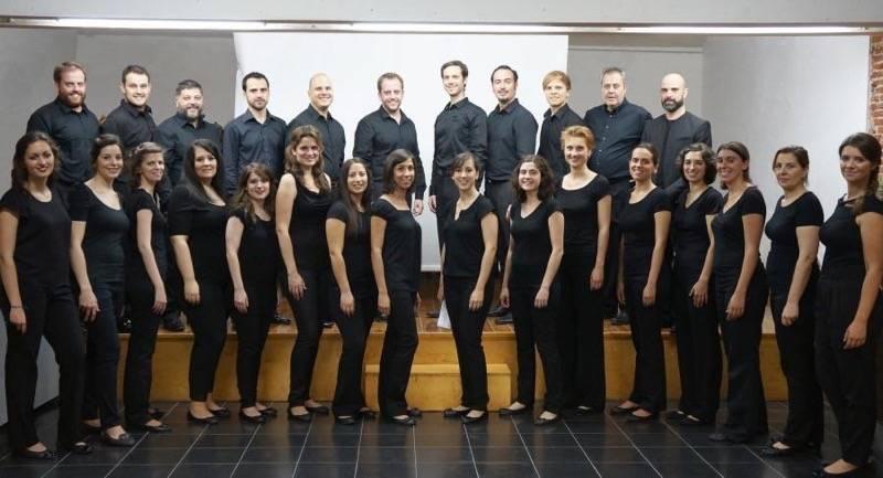 Coro Xenakis - Germán López-Sepúlveda participa en el XXII Festival Internacional de Música La Mancha