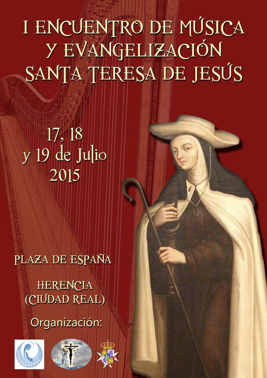 Encuentro de música Santa Teresa de Jesús 1