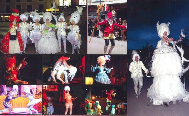 Grupo Las Dynamo Carnaval - Diez años de las Dynamo en Carnaval