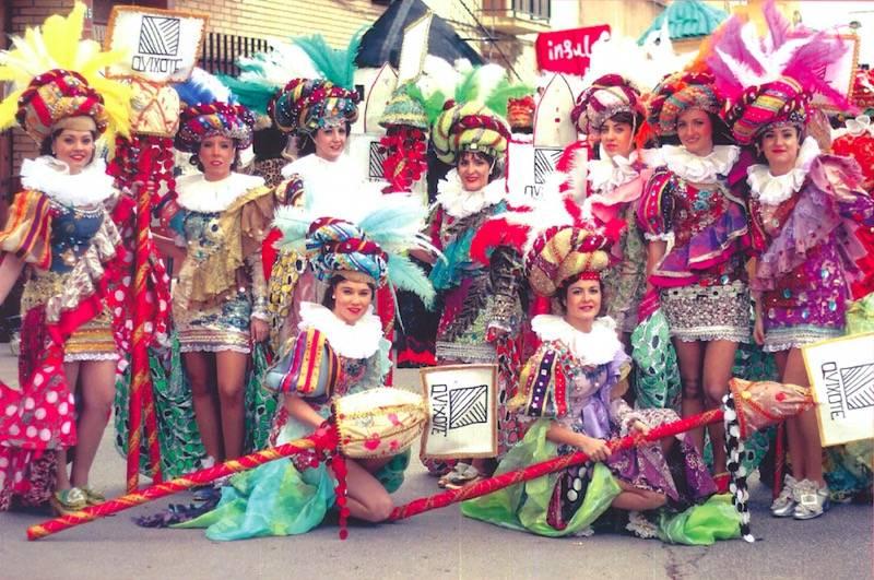 Grupo Las Dynamo Carnaval1 - Diez años de las Dynamo en Carnaval