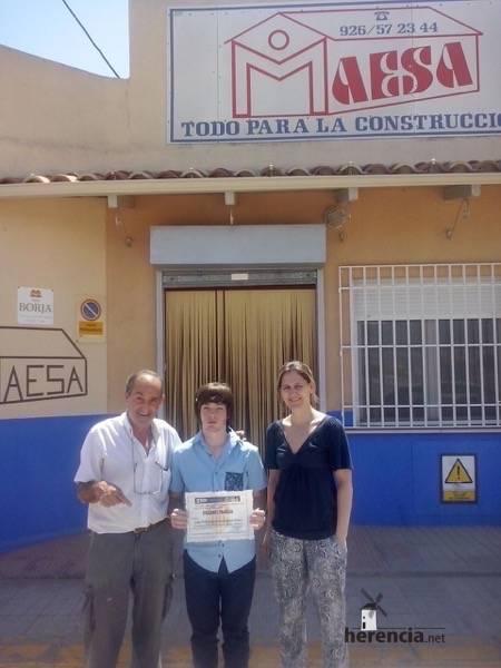 Premio MAESA 2015