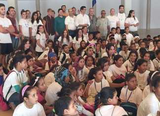 Recepcion saharauis Vacaciones en Paz 2015_1