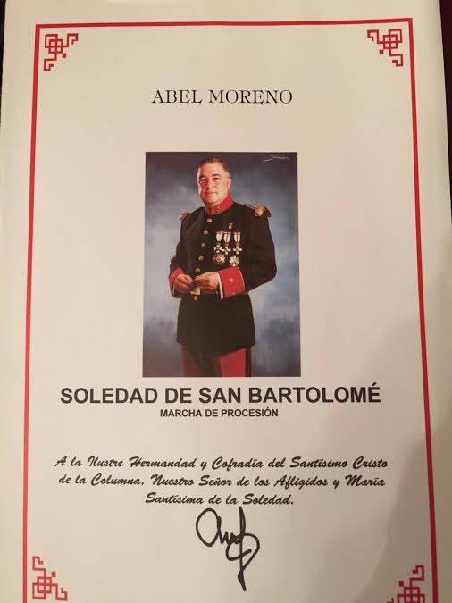 Soledad de San Bartolomé obra de Abel Moreno