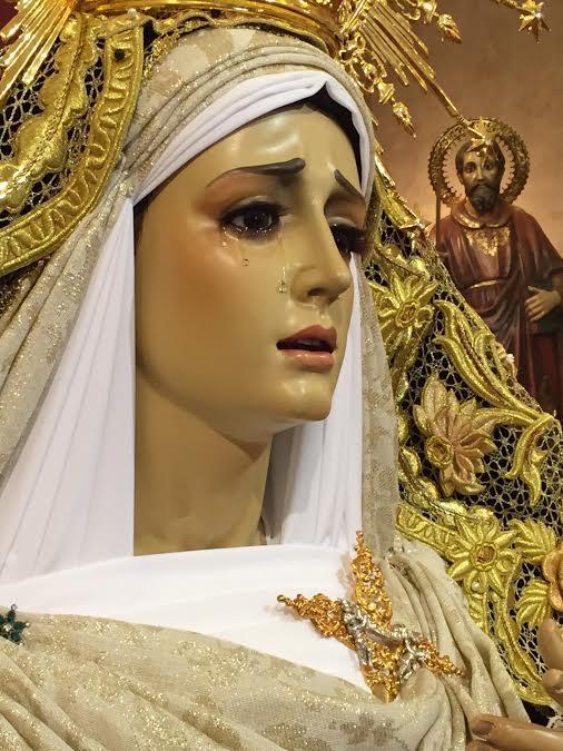 Virgen de la Soledad de Herencia