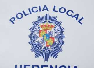 Escudo Policía local de Herencia - Ciudad Real