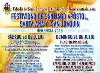 festividad de santiago apostol san joaquin santa ana