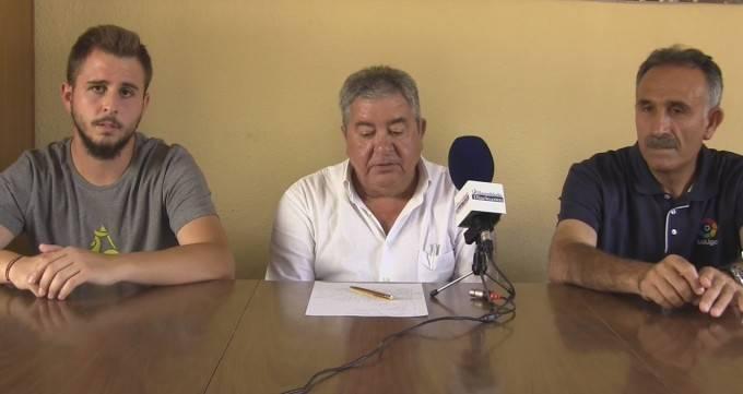 josu jimenez jose antonio rosell tolo ocana - El herenciano Josu Jiménez será entrenador de porteros del CP Villarrobledo