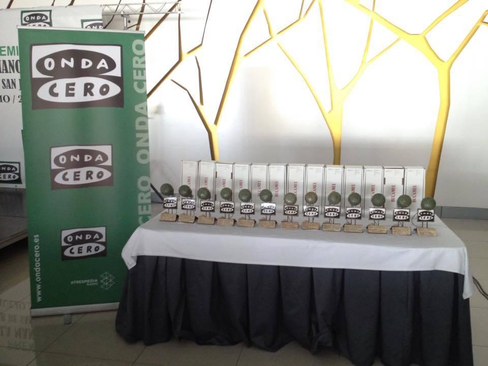 premios onda cero carnaval de Herencia