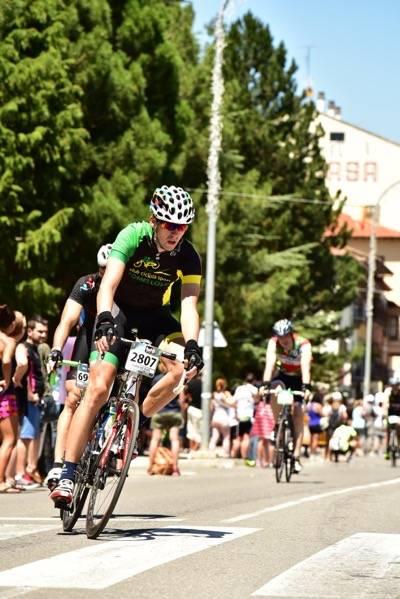 Juan de Dios Ramírez durante la Quebrantahuesos sportograf-63641102