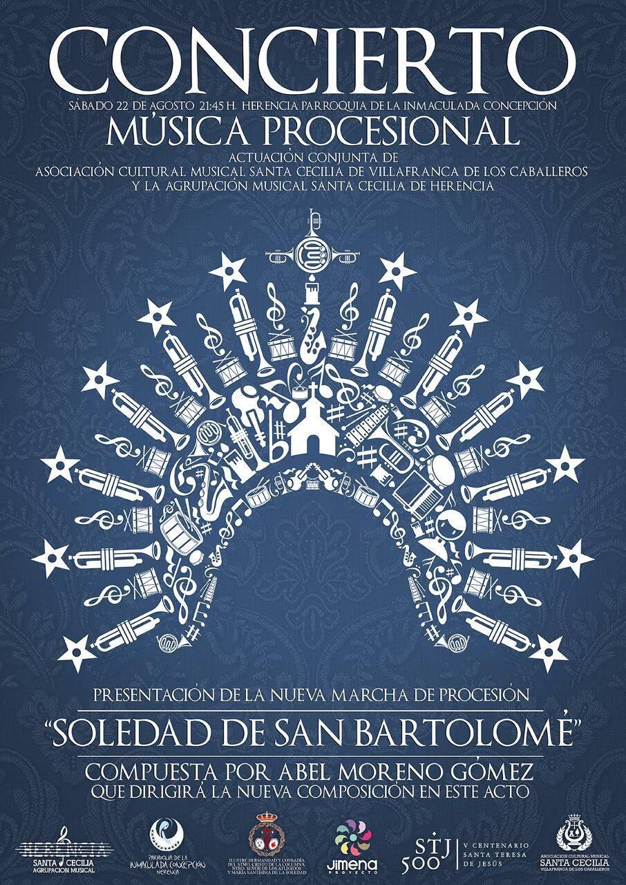 Concierto de música procesional con Abel Moreno 1